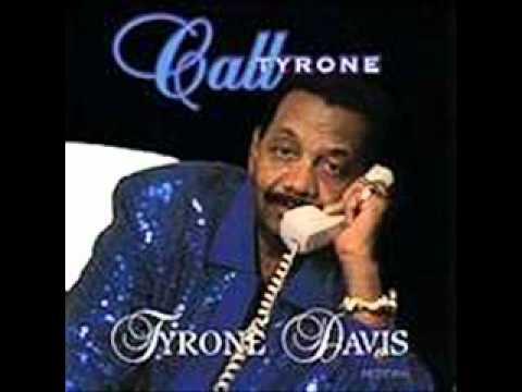 TYRONE DAVIS - Are You Serious