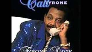 TYRONE DAVIS - Are You Serious