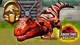 The King Has Fallen!! - Jurassic Park Builder JURASSIC || Ep24 HD