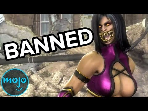 Top 10 Mortal Kombat Controversies