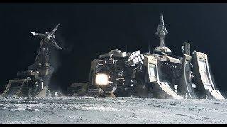 Yuri mcv Moon landing Video