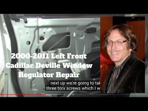 Lincoln Town Car Fuse Box Deville Window Regulator Youtube