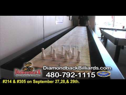 Diamondback Billiards & Games 2013 Commercial 091713
