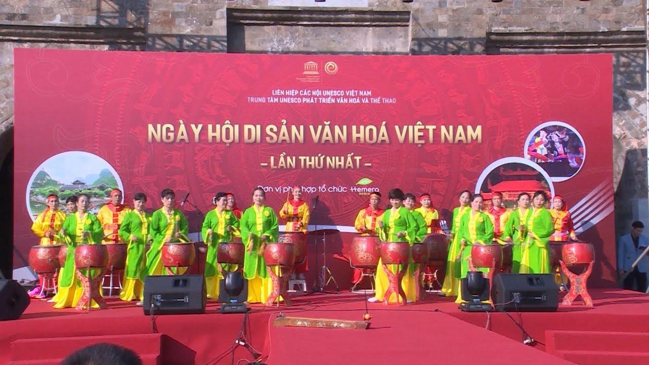 Ngày hội Di sản văn hóa Việt Nam lần thứ nhất