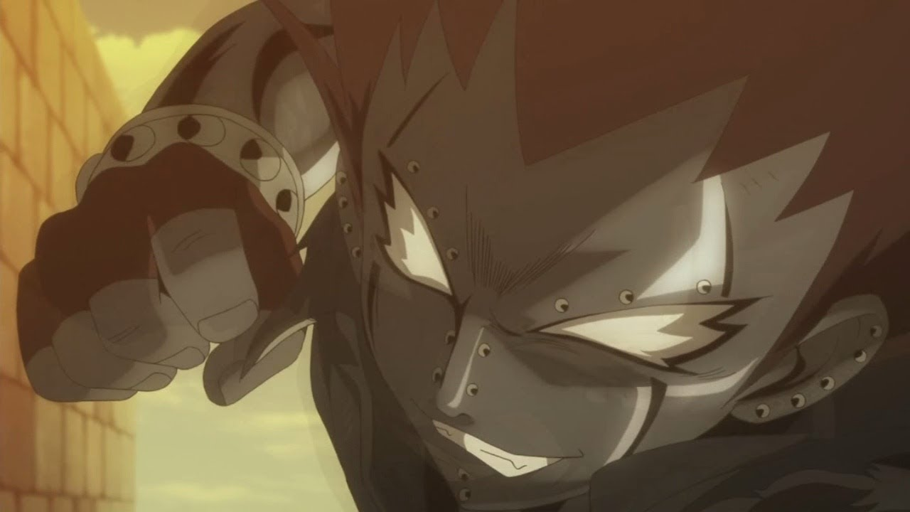 Download Fairy Tail AMV - Let the Sparks Fly [Gajeel]