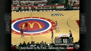 2006 McDonald's All American High School Game