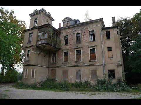 Verlassene Villa - Lost Place Dresden