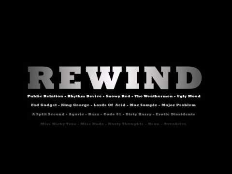 Yves Bash  -  Rewind (NEWBEAT SET)