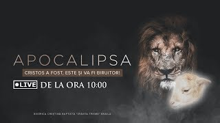 Sfanta Treime Braila - 5 Iulie 2020 - Apocalipsa 1:9-20