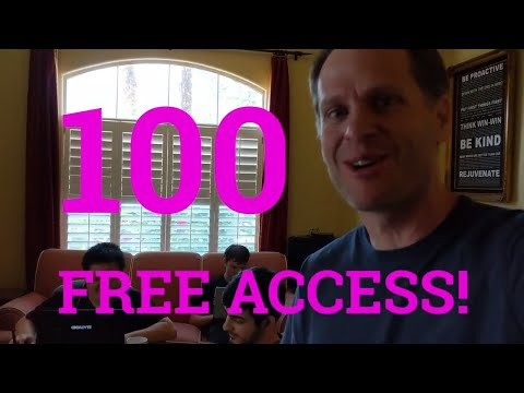 Free Online Classes - Free Education for the First 100 Students