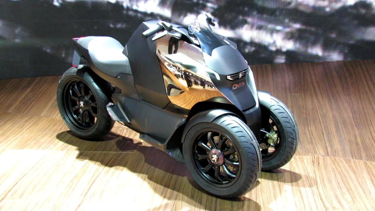 2013 peugeot onyx scooter concept 2012 paris auto show. Black Bedroom Furniture Sets. Home Design Ideas