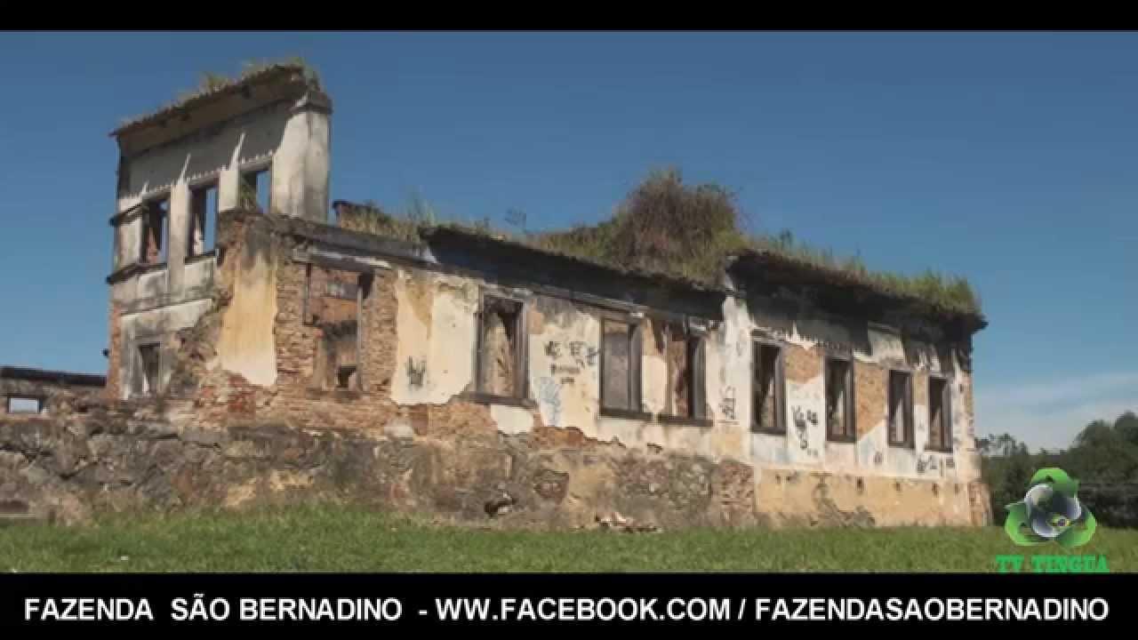 RUNAS DA FAZENDA SO BERNARDINO  PATRIMNIO HISTRICO