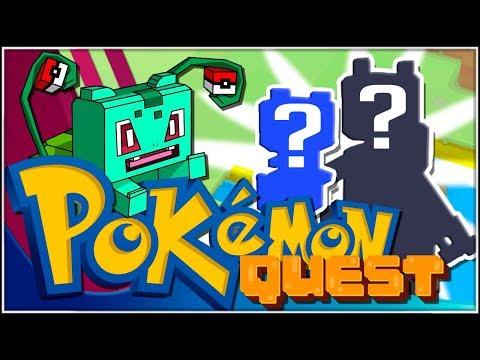 Rodasopa Legendaria!!! | 12 | Pokémon Quest con @Dsimphony