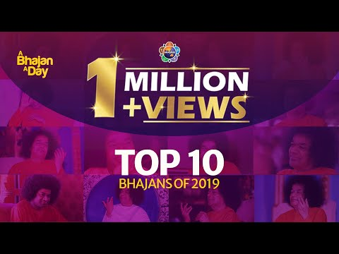 Top 10 Bhajans Of 2019 | Radio Sai Bhajans