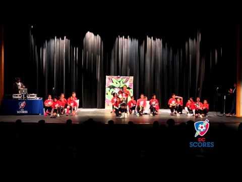 2015 DC SCORES Poetry Slam! -- Burrville Elementary School