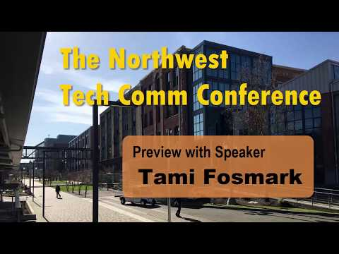 Tami Fosmark - Conference Preview