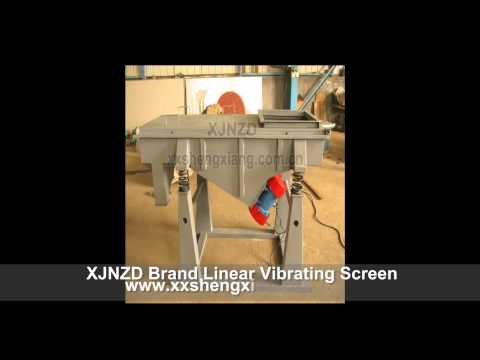 DZSF Linear Vibrating Screen