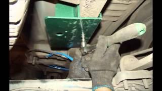 Установка пневмоподвески Ford Transit(, 2014-07-06T14:32:08.000Z)