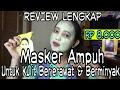 Review Masker Murah Rp 8.000 Yang Ampuh Buat Kulit Berjerawat & Berminyak | Ampuh Mengurangi Jerawat