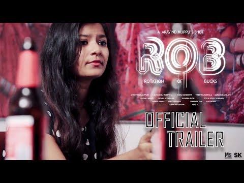 ROB |Short Film Telugu Official Trailer |Directed By Aravind Muppu  | Nabeel Afridi | Vishwaj Ambati