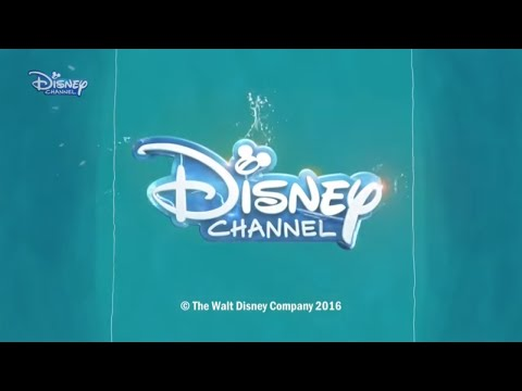 Disney Channel Poland Continuity HD - [7th of May 2017]