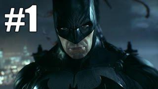 Batman Arkham Knight Gameplay Playthrough #1 - Evacuation (PC)