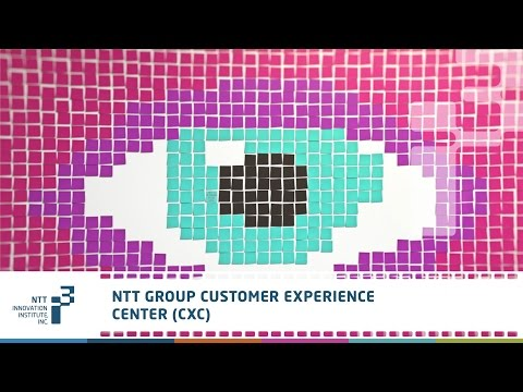 NTT Group Customer Experience Center (CXC) Palo Alto