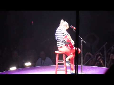 Taylor Swift Red Tour Louisville Enchanted