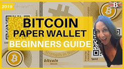 How to Make a Bitcoin Paper Wallet & Protect your Crypto