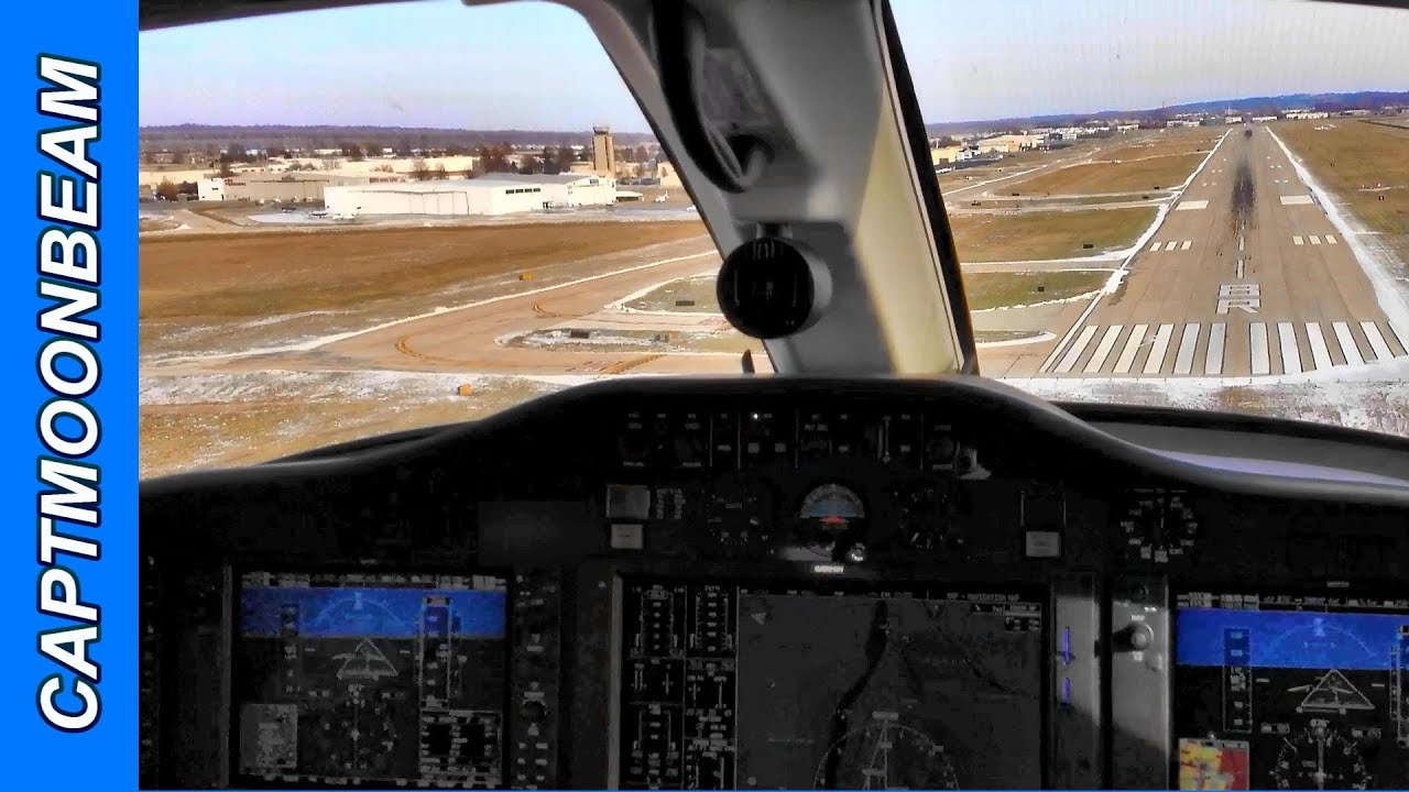 Cessna Citation Mustang Takeoff And Landing Stl To Sus
