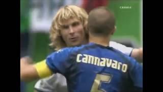 Pirlo vs Czech Republic World Cup 2006