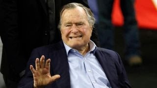 Dr  Siegel  All signs point to good news for George HW Bush