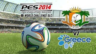 PES 2014 World Challenge Côte d