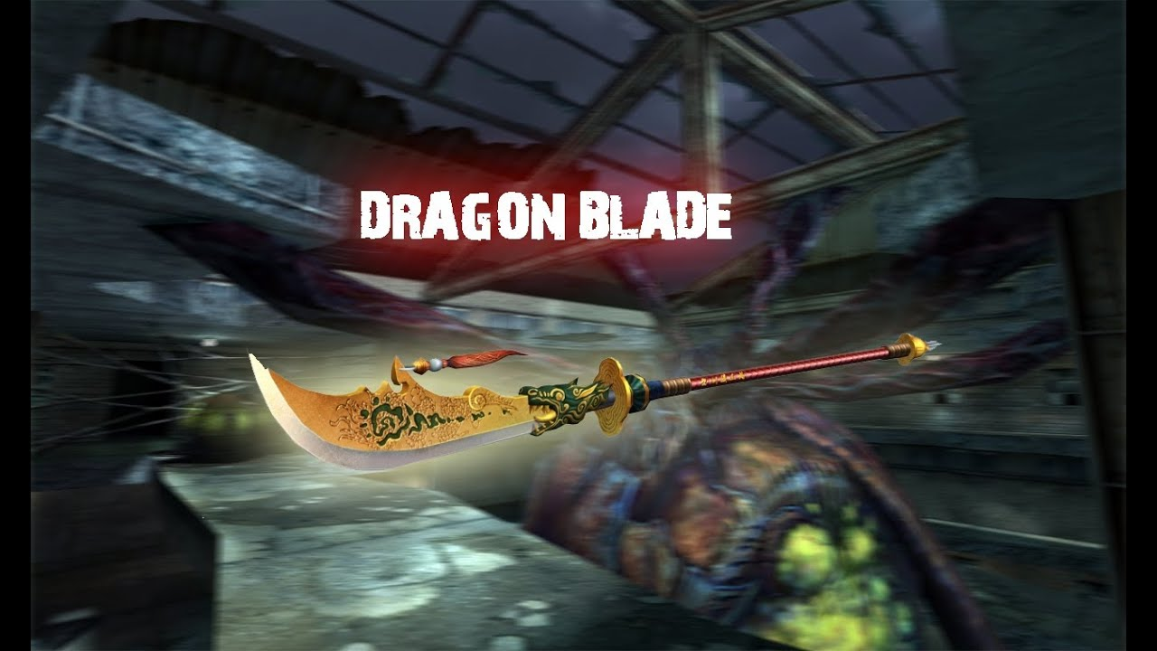 [Dias's Weapon] Dragon Sword (2013)(Green Dragon Crescent ...
