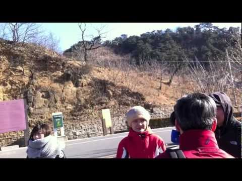 Hiking photo show from Greg's Beijing Saturday hiking group