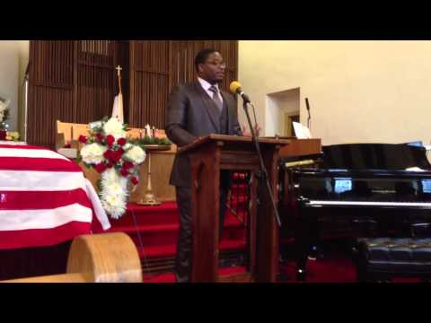 Homegoing Celebration of Benjamin C. Evans Sr.