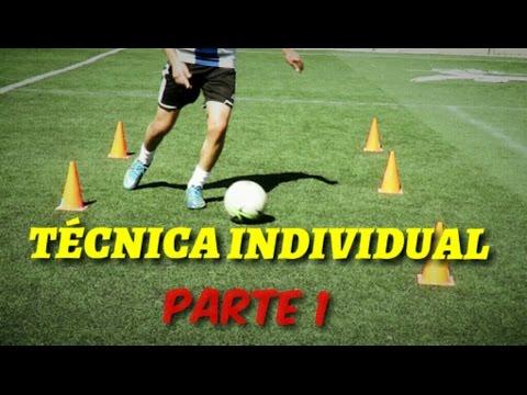 Ejercicios para mejorar la técnica individual y de regate en el Futbol-ANDRETI  LEAL a568ba53d394b