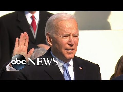 Biden becomes 46th president of US in historic inauguration | Nightline