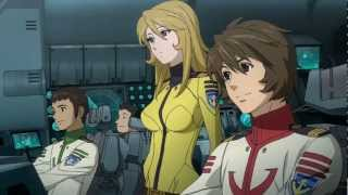 Space Battleship Yamato 2199 Opening (Alt.Version 1)