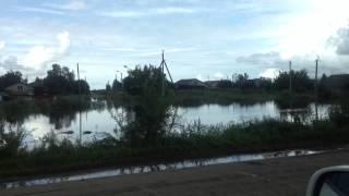 Наводнение в с Амурзет