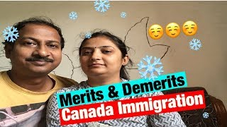 Advantages and Disadvantages of Canada 🇨🇦 Immigration