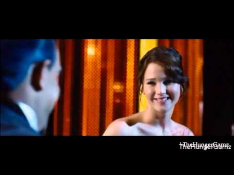 The Hunger Games - Girl On Fire Scene