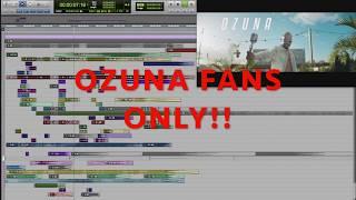 "OZUNA - ""100 Preguntas""- Sound Design"