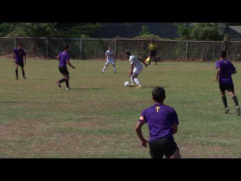Jacksonville College Men´s Soccer x Wiley College 08 21 2017