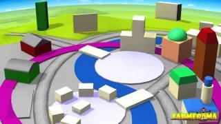 Farmerama: Entwicklervideo zur neuen Stadt!