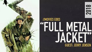What Was Stanley Kubrick Communicating With Full Metal Jacket // MOVIES [S01E03]
