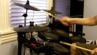 Daft Punk - Digital Love (Drum cover)