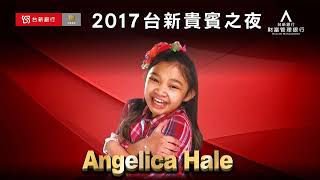 Angelica Hale performs at Taipe / Taiwan .....