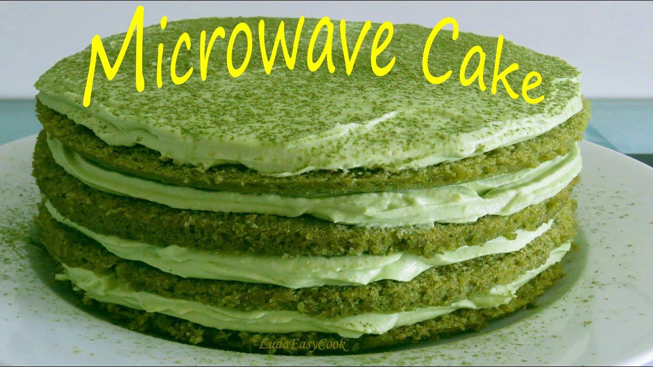Easy Tea Cake Recipe In Microwave