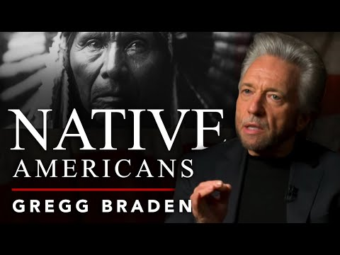 A NATIVE AMERICAN STORY EXPLAINING OUR SOCIETY TODAY - Gregg Braden | London Real